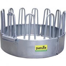 Mangiatoia circolare in ferro zincato COMPACT - 12 posizioni