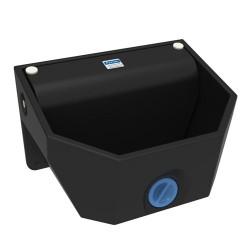 Abbeveratoio a vasca 19 litri con galleggiante