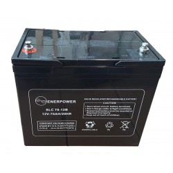 Batteria Ricaricabile AGM 12V-70 Ah