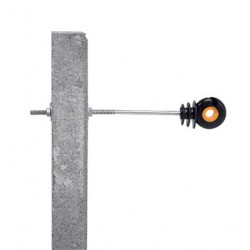 Isolatore distanziato a bullone XDI - 10 pezzi