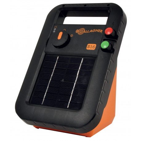 Gallagher S16 Solar (0,16J)