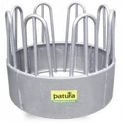 Mangiatoia circolare in ferro zincato - 8 posizioni