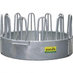 Mangiatoia circolare in ferro zincato PROFI - 12 posizioni