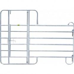 Pannello 6 con cancello trattamenti da 70 cm