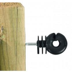 Isolatore Gallagher ad anello piccolo vite legno