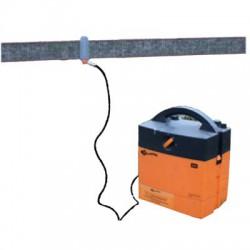 Connettore elettrificatore-fettuccia