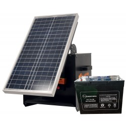 Kit Solare S280 + 30W + 70Ah