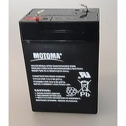 Batteria di ricambio 6V-4Ah per S10, S16, S20