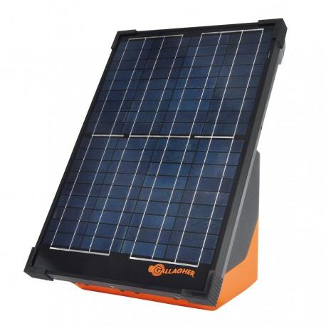 Elettrificatore Solare Gallagher S200 (2,00J) con 2 batterie