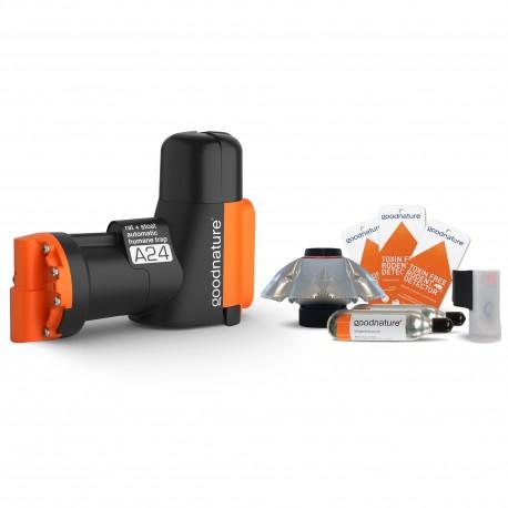 A24 Trappola automatica per topi e ratti con contatore