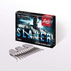 Pettine Lister 396 Slayer FT