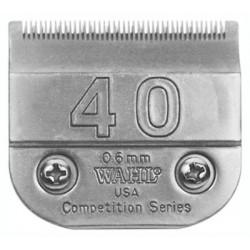 Lame ricambio Lister LIBRETTO Nr.40 - 0,1mm