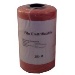 Filo CLASSIC arancio - 3 inox