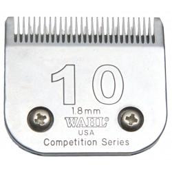 Lame ricambio Lister LIBRETTO Nr.10 - 1,8mm