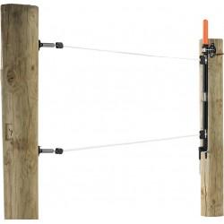 Kit Cancello Multifilo 2 fettucce - 8 metri
