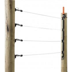 Kit Cancello Multifilo 4 fettucce - 6 metri